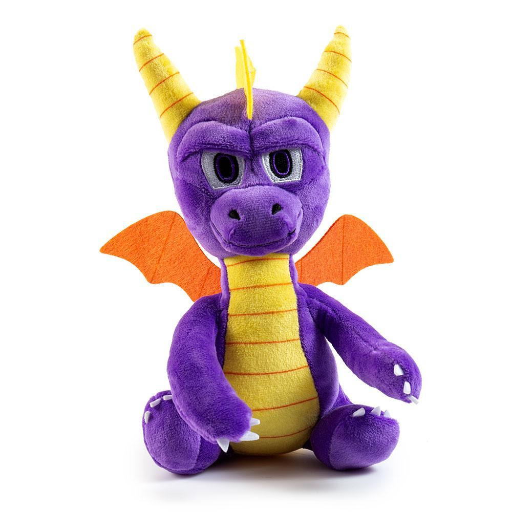 Spyro the Dragon Phunny Plush by Kidrobot