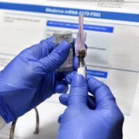 Here's who's getting the first COVID-19 vaccine…