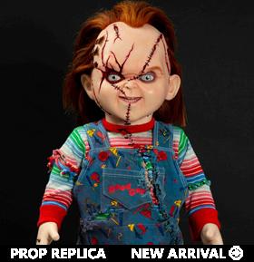 Seed of Chucky Replica Doll Prop (Kickstarter Ver.)