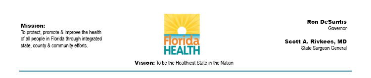 Florida Department of Health