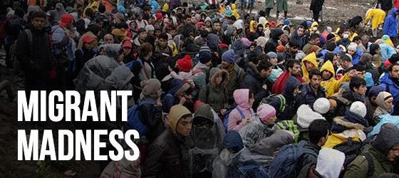 Migrant Madness