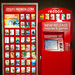 A Redbox movie rental kiosk. Its parent company, Outerwall Inc., operates more than 40,000 kiosks in grocery stores, convenience stores and retailers in the United States and Puerto Rico.