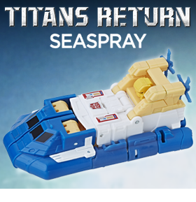 TITANS RETURN LEGENDS SEASPRAY