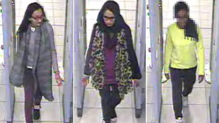 IS, suối tiền, khủng bố, dụ dỗ, thiếu nữ