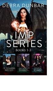 Imp Series: Books 1–3 by Debra Dunbar