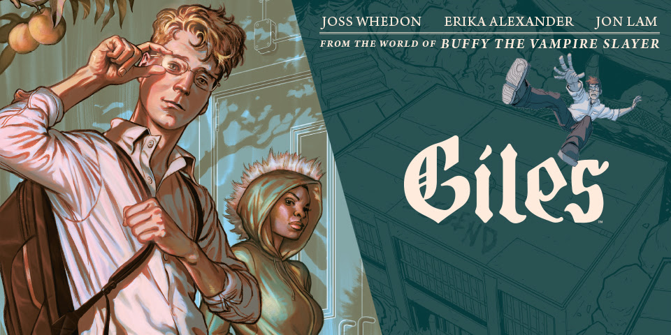 BUFFY SEASON 11: GILES #1