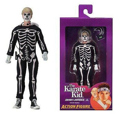 Image of The Karate Kid - Skeleton Johnny - Action Figure