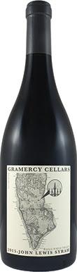 Gramercy Cellars, John Lewis Les Collines Vineyard Syrah, Washington, 2015