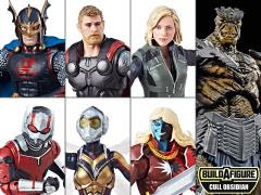 AVENGERS: INFINITY WAR MARVEL LEGENDS WAVE 2 CULL OBSIDIAN BAF