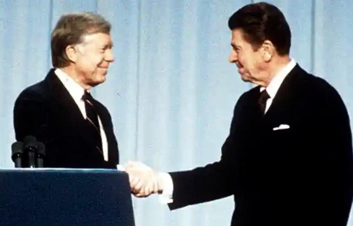 1980 Carter Reagan Debate