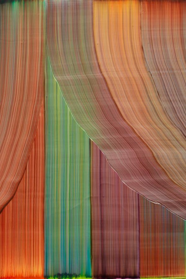 Featured image: Bernard Frize, Fetil, 2003