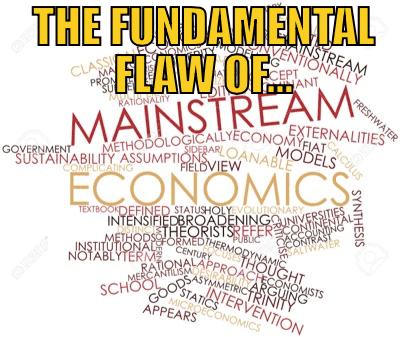Fundamental Flaw