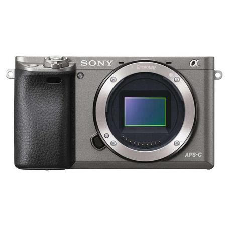 Alpha A6000 Mirrorless Digital Camera Body, 24.3MP, 3.0