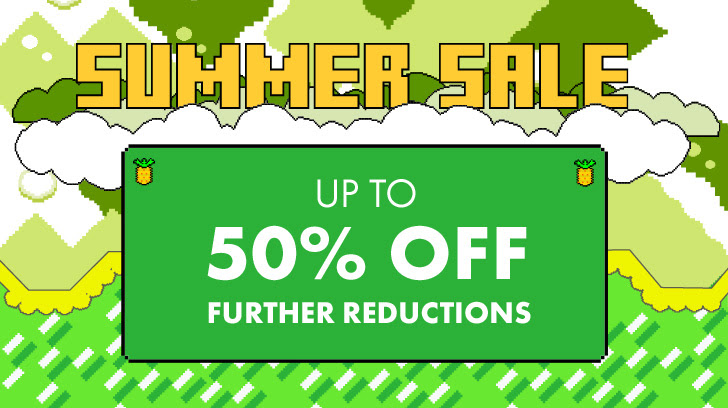 Summer sale up to 50% off on selected styles at Asos.com