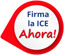 Firma la ICE ahora!