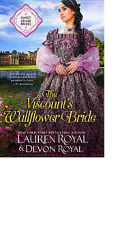 The Viscount's Wallflower Bride by Lauren Royal and Devon Royal