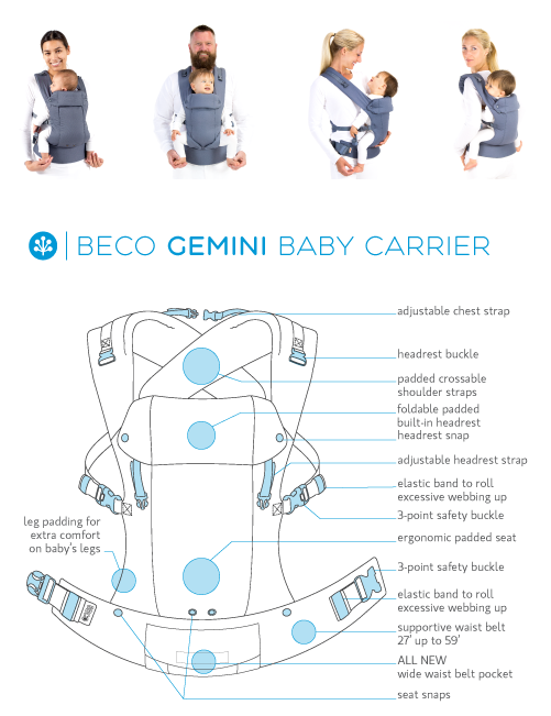 Beco Gemini Diagram