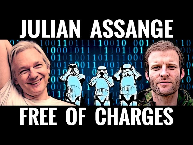 Julian Assange FREE Of Charges, But What's Next?  Sddefault