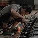 Una fábrica de refrigeradores en la provincia de Shandong, China. Las autoridades de Pekín han prometido acabar con los delincuentes fábricas.