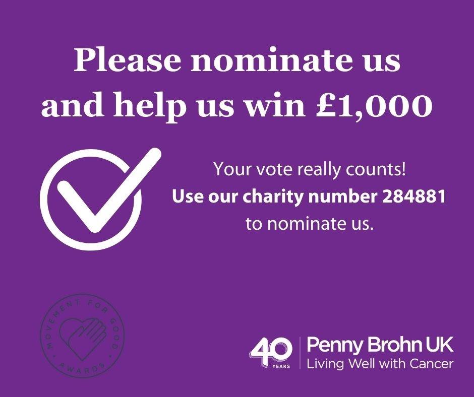 Nominate Us