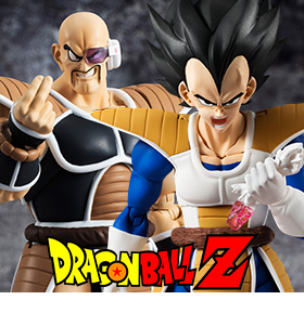 DRAGON BALL Z S.H.FIGUARTS NAPPA
