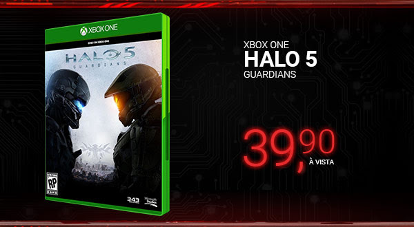 Game Halo 5: Guardians Xbox One