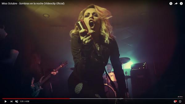Mira el videoclip 'Sombras en la Noche'