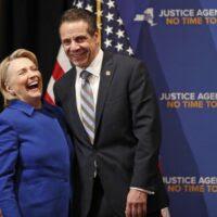 Hillary Clinton statement sends Gov. Cuomo into hiding?