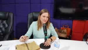 Dra. Isabel Albaladejo Representante de OACNUDH en Honduras
