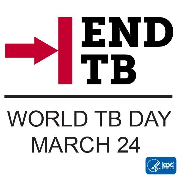 World TB Day - March 24