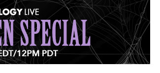 comiXology LIVE Halloween Special TODAY | 3pm EDT/12pm PDT
