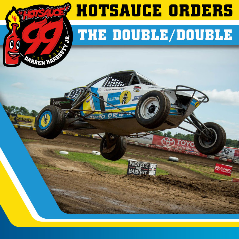 Hot Sauce Orders The Double/Double In Wheatland
