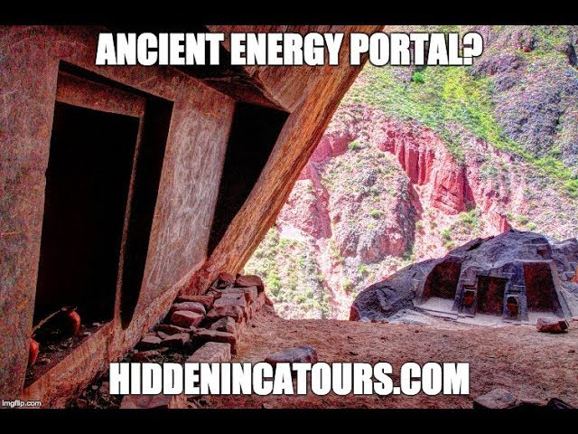 Ancient Cosmic Energy Portal In Peru?  Sddefault