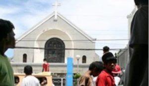 Philippines: Muslims explode bomb outside cathedral during Sunday Mass just before Christmas
