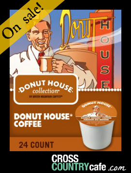 Donut Shop Collection Keurig K-cup coffee