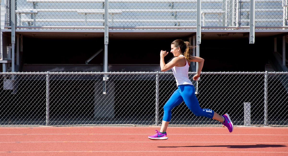 Gold Medal Workout: How to Train Like An Olympic Sprinter