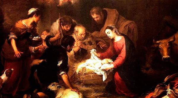 A profundidade da oração da Virgem Maria manifesta-se desde a luz do Natal, passa pelos sofrimentos da Paixão, para transbordar-se no derramamento do Espírito no Pentecostes.