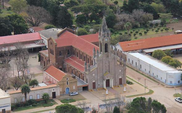 Resultado de imagen para basilica de colonia vignaud argentina