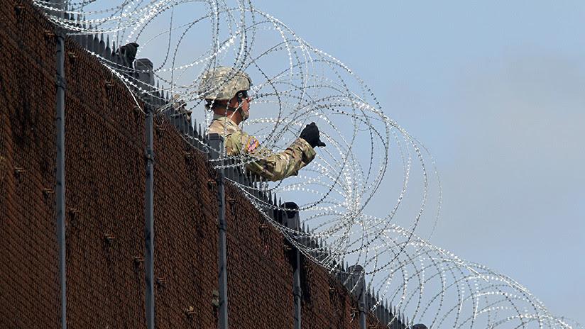 Trump asegura que cerrará por completo la frontera con México si los demócratas no financian el muro