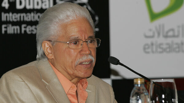 Johnny Pacheco, seen here in 2007, died at the age of 85 on Monday. Gareth Cattermole/Getty Images