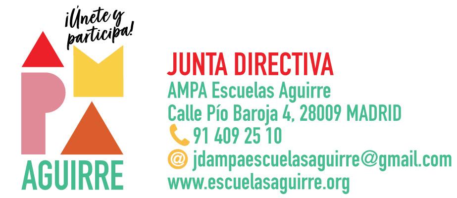 Junta Directiva AMPA Escuelas Aguirre
