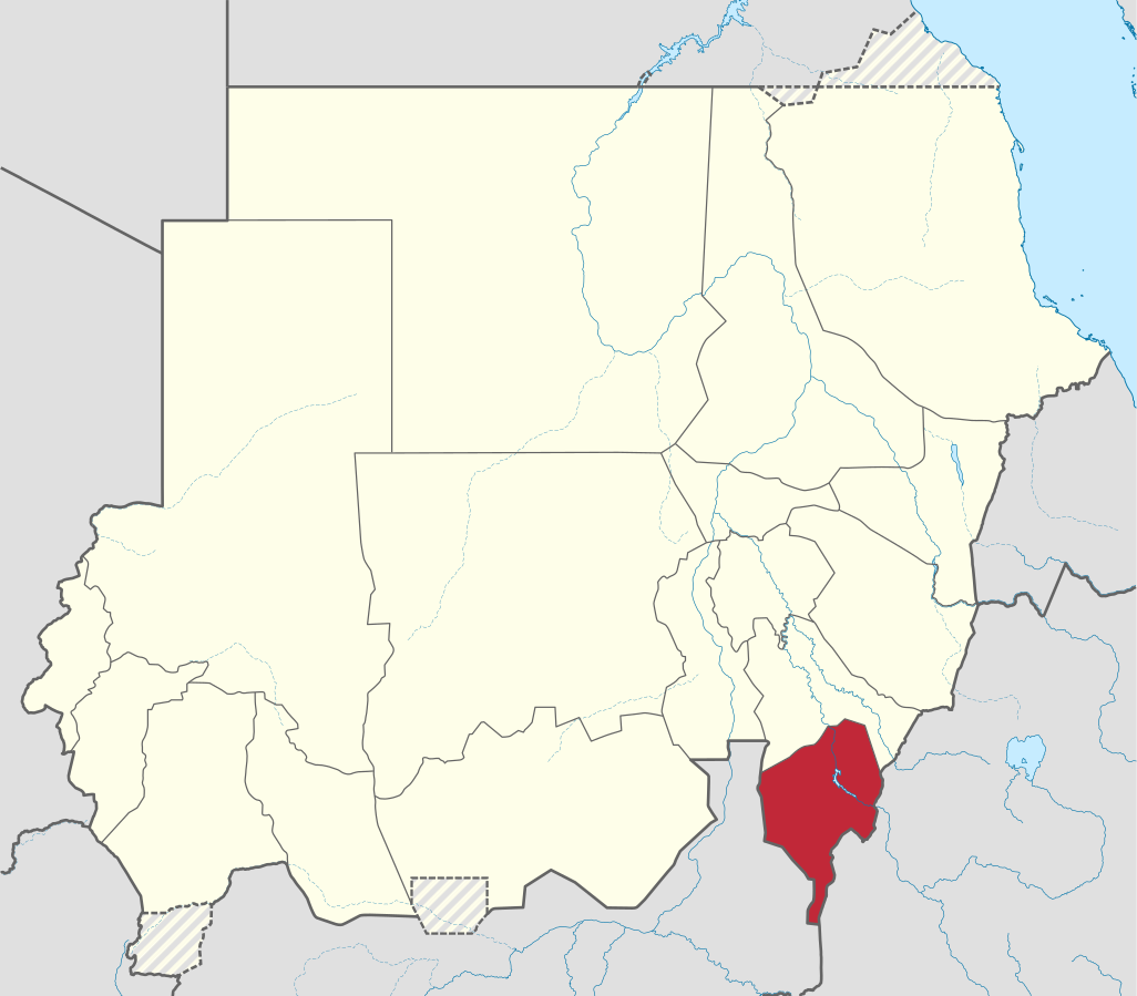 Photo: Blue Nile state, Sudan. (Wikipedia)