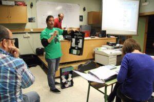 Curso IIMM y TICs en Granada