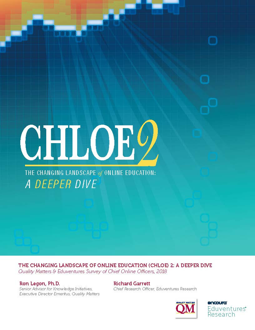 CHLOE 2 Report Cover