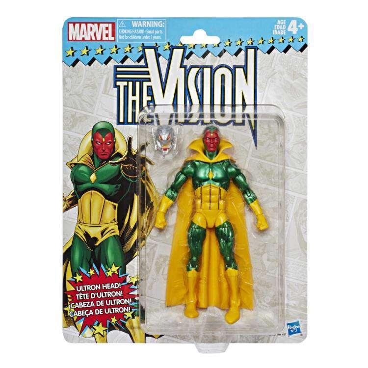 Image of Marvel Legends Vintage - Wave 2 - Vision