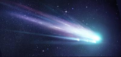 icy comet