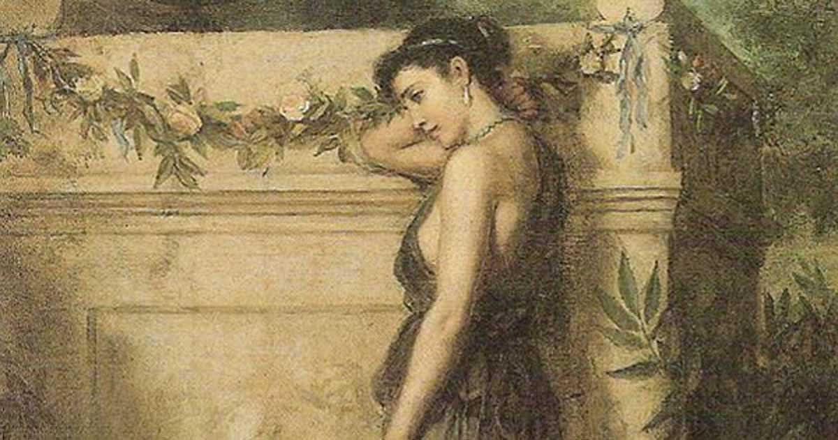Cleopatra la alquimista y su oro secreto