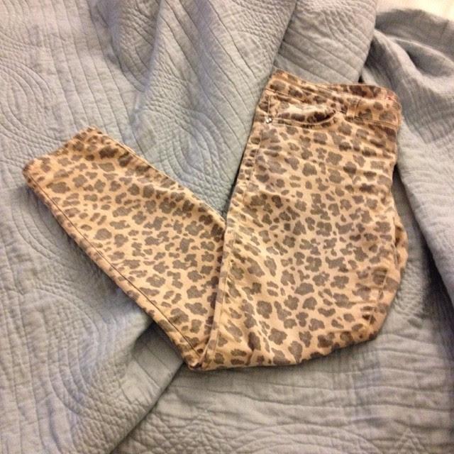 leopard-skinnies
