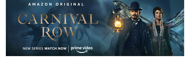 Amazon Originals Carnival Row