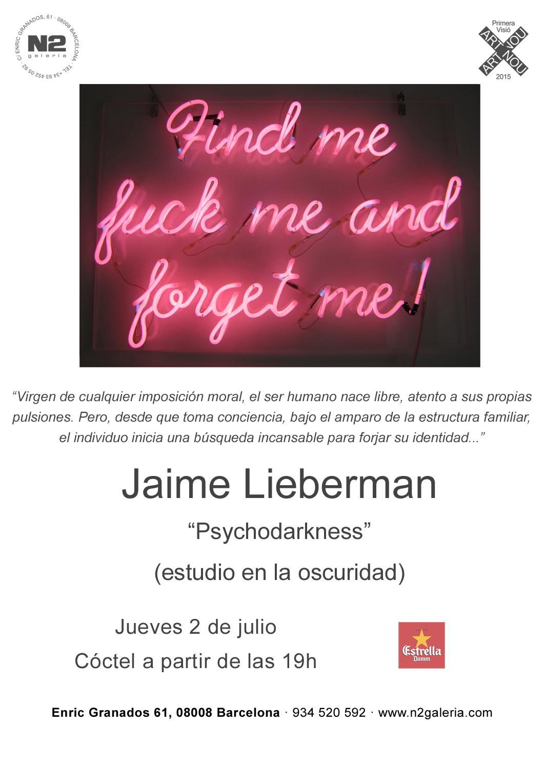 Jaime Lieberman Art Nou